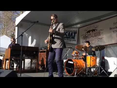 Eddie Roberts Trio, Breckenridge Beer Festival 04-11-2015