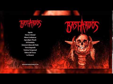 Bastardos - Bastardos (Full album - 2015)