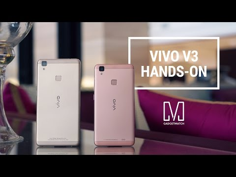 Vivo V3, V3 Max Hands On Review