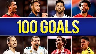 Video 100 Incredible Goals Of The Year 2018 MP3, 3GP, MP4, WEBM, AVI, FLV April 2019