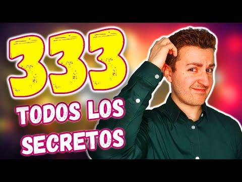 Significado y mensajes del Número 333 😍 - Numerología de los Ángeles