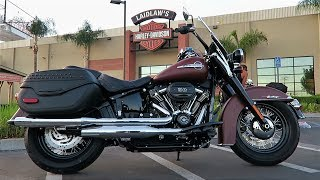 4. 2018 Harley-Davidson Heritage Classic (FLHCS) │Buyer's Guide