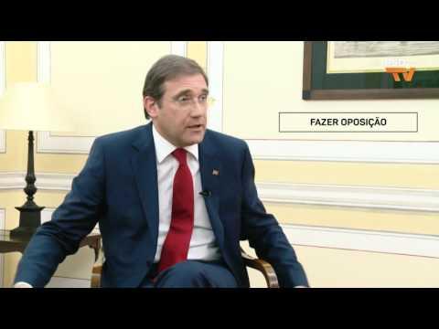 Pedro Passos Coelho, Presidente do PSD em Entrevista ao Jornal SOL