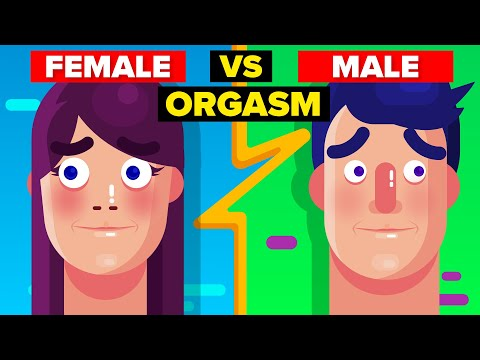 Female Orgasm vs Male Orgasm - How Do They Compare?