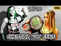 Top 20 Moves of Christina Von Eerie