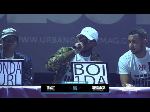 Battle of the Beat Makers 2016 - Part 1 (Boi-1da, T-Minus and WondaGurl)
