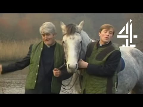 My Lovely Horse by Father Ted And Dougal