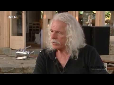 Συνέντευξη του Ross Daly στη Νέα Τηλεόραση