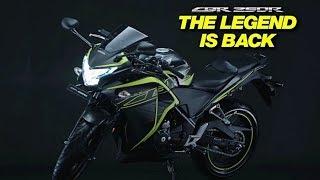 6. 2018 Honda CBR 250R | Official Video