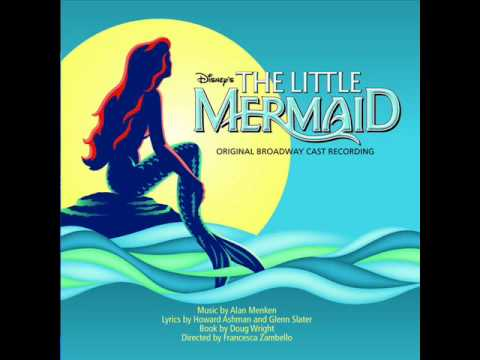 The Little Mermaid On Broadway OST - 13 - Under The Sea