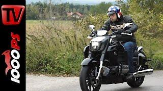 4. Honda Gold Wing F6C Testvideo 2014 | Sechszylinder-Boxer