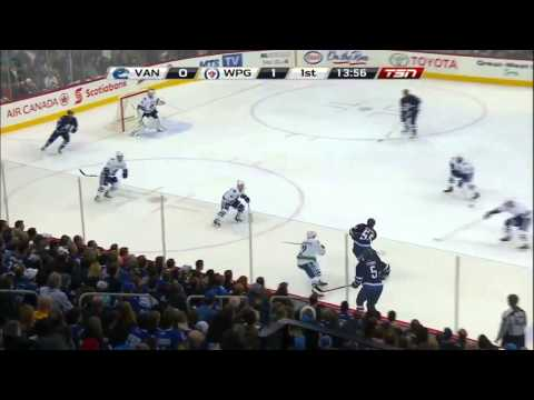 Winnipeg Jets 2013-14 Highlights