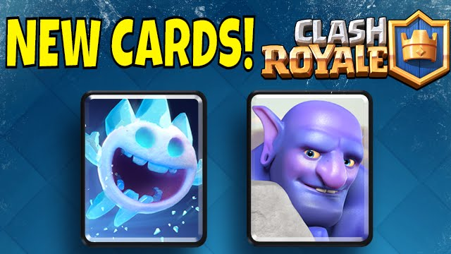 The Ice Spirit and the Bowler are the New 'Clash Royale' Units ...