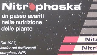 Nitrophoska®, un marchio storico per un granulo inconfondibile!
