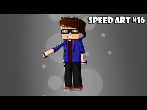 SpeedArt Minecraft [Prizrak003] #16