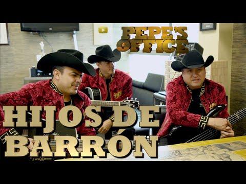 HIJOS DE BARRON VUELVEN A IMPRESIONAR CON SU ESTILO CLÁSICO - Pepe's Office - Thumbnail