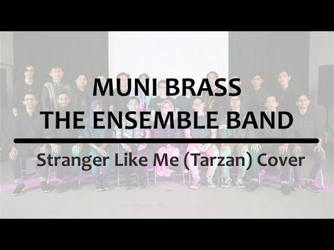 MUSIC CORNER - Muni Brass Ensemble Band Short Profile (Strangers Like Me Cover)