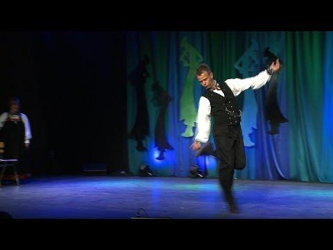 Ulf-Arne Johannessen Landskappleiken 2013 hallingdans