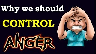 Why We should Control ANGER [Hindi - हिन्दी] ✓ Hello Dosto, in this video you will find 1 story on