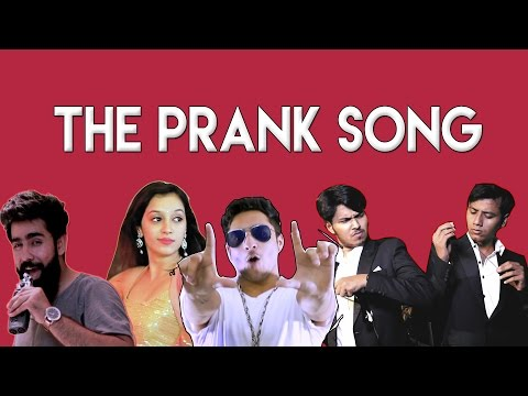 Video THE PRANK SONG ft. Nazar  Battu Productions| Hasley India download in MP3, 3GP, MP4, WEBM, AVI, FLV January 2017