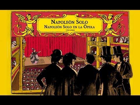 Tekst piosenki Napoleon Solo - Perdiendo El Tiempo po polsku