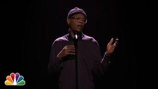 Samuel L. Jackson Performs Slam Poem About