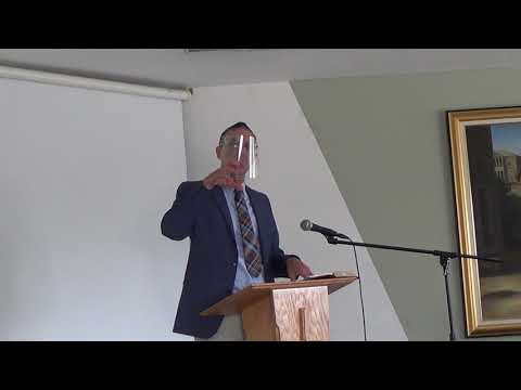 GKI Monrovia: Rev. Andy Pearce - The First Disciples Were Called Christians Sunday, January 24, 2021