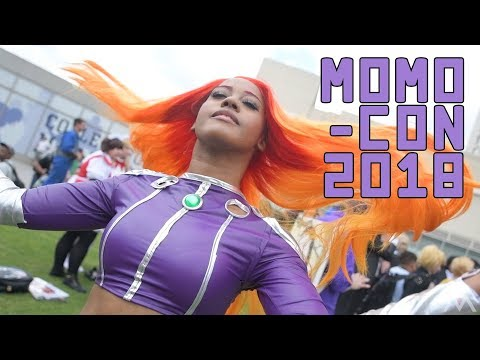Momocon 2018 - Cosplay Celebration