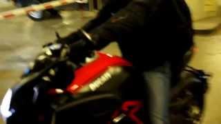 8. Ducati Diavel Sound Engine