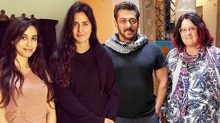 Salman Khan & Katrina Kaif CLICKS With Fans In Morocco On Tiger Zinda Hai Sets Please Subscribe Our Channel ...