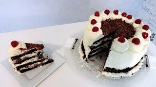 Forêt Noire (Black Forest Cake)