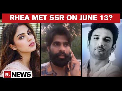 Sushant Death Case: Surjeet Singh Speaks On 'SSR Met Rhea On June 13' Claim