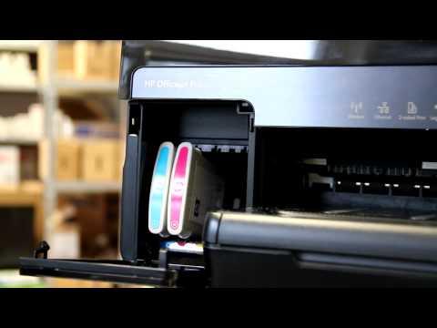 HP Officejet Pro 8500A Druckerpatronen wechseln und Tipps zum günstig kaufen