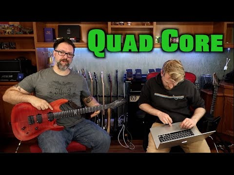 Insane Quad Core Guitar Tones – Apollo Twin