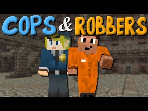 Cops and Robbers #4: NERDY BOOKWORKM!