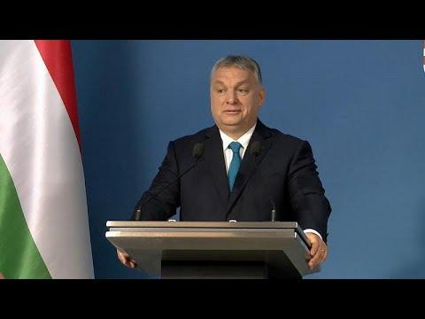 Ungarn: Viktor Orbán fordert »Wollen unter uns blei ...