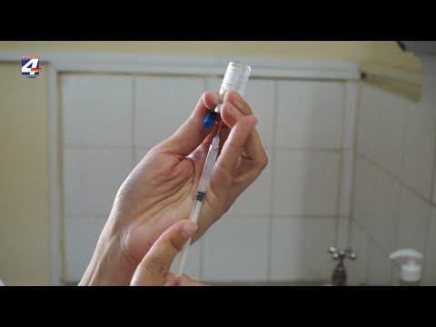 Preparan plan de vacunación para el interior del departamento
