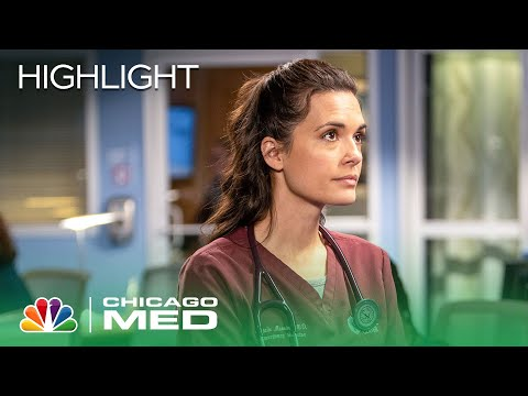 An Unexpected Father-Daughter Relationship - Chicago Med