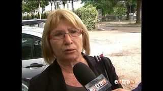 Sindacalisti su sciopero San Raffaele