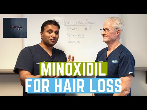 Minoxidil in the treatment of androgenetic Alopecia