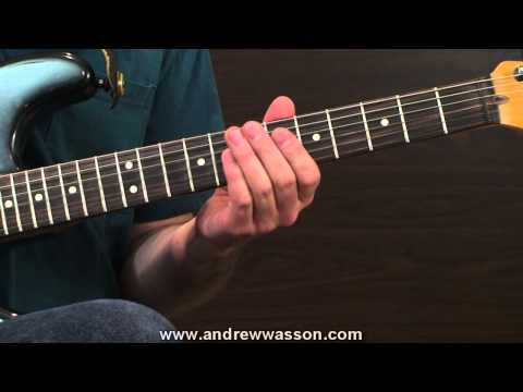 Getting Out of a Blues Guitar Rut...