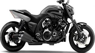 3. Yamaha V-max 1800