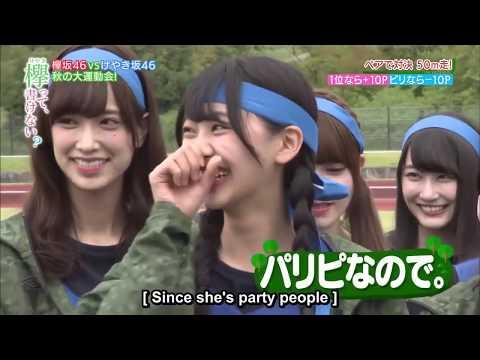 Get To Know Tomita Suzuka!: Hinatazaka46/Hiragana Keyaki's Party Girl Compilation
