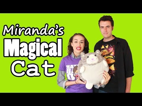 magical - This magician wants to do a magic trick with an animal, but activists tell him not to. What will he do? Watch to find out! Be sure to check out Miranda Sings...