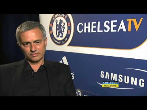 Exclusive Interview - Jose Mourinho spoke exclusively to Chelsea TV on returning to the club as First Team Manager. Watch Mourinho's full interview on Chelsea TV now: http://bit.l...