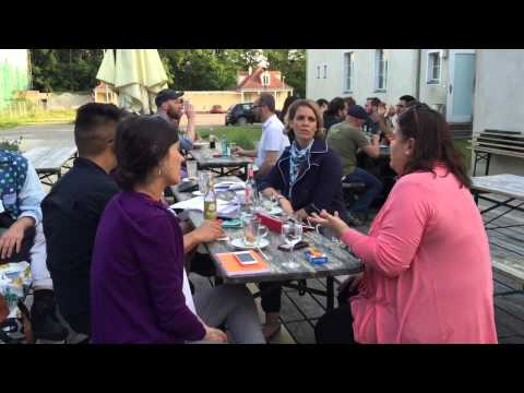 Think Tank Alemana - Día 3 - Dresden, Hellerau y The Forsythe Company