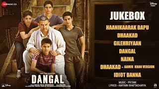 Video Dangal - Full Album - Audio Jukebox | Aamir Khan | Pritam | Amitabh Bhattacharya MP3, 3GP, MP4, WEBM, AVI, FLV April 2018