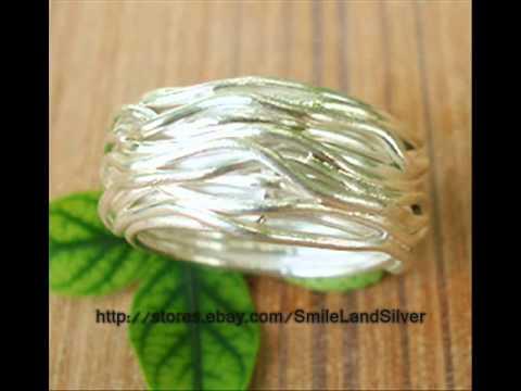 HANDMADE! KAREN HILL TRIBE SILVER  http://stores.ebay.com/SmileLandSilver