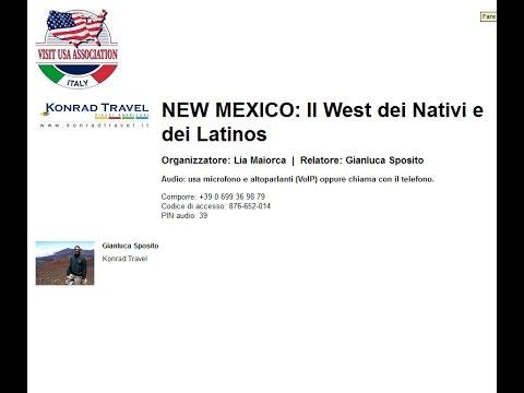 Video NEW MEXICO: il West dei Nativi e dei Latinos