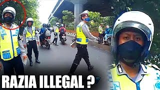 Video Lokasi Razia Polisi Ilegal | Ninja 250 with loud Aftermarket Exhaust MP3, 3GP, MP4, WEBM, AVI, FLV Januari 2018